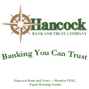 Hancock Bank Ad